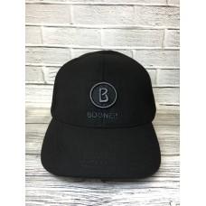 Кепка утеплённая Bogner черная арт.3208