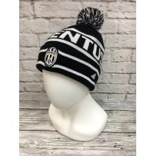 Шапка Juventus с помпоном арт.1068