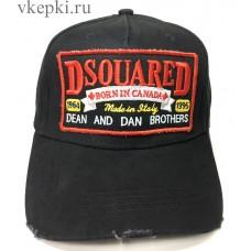 Кепка Dsquared черная арт. 2121