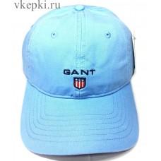Кепка Gant голубая арт. 2139