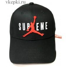 Кепка Supreme черная арт. 2143