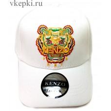 Кепка Kenzo белая арт. 2145