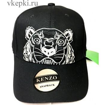 Кепка Kenzo черная арт. 2147