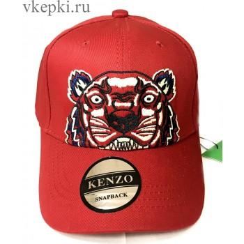 Кепка Kenzo красная арт. 2148