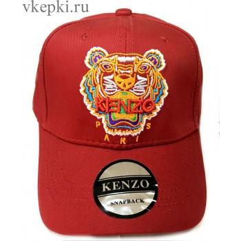 Кепка Kenzo красная арт. 2149