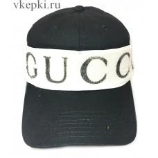Кепка Gucci черная арт. 2153
