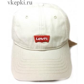 Кепка Levi's белая арт. 2160