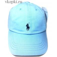 Кепка Polo Ralph Lauren голубая арт. 2172