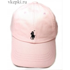 Кепка Polo Ralph Lauren розовая арт. 2174