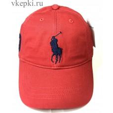 Кепка Polo Ralph Lauren красная арт. 2175