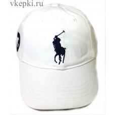 Кепка Polo Ralph Lauren белая арт. 2177