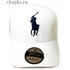 Кепка Polo Ralph Lauren белая арт. 2184