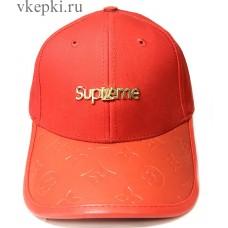 Кепка Supreme красная арт. 2215