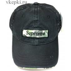 Кепка Supreme черная арт. 2192