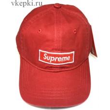 Кепка Supreme красная арт. 2195