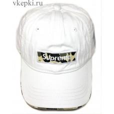 Кепка Supreme белая арт. 2197