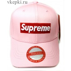 Кепка Supreme розовая арт. 2211