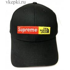 Кепка Supreme черная арт. 2212