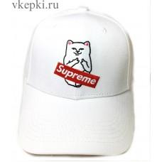 Кепка Supreme белая арт. 2199