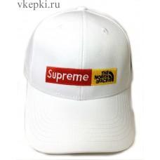 Кепка Supreme белая арт. 2198