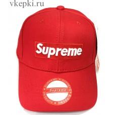 Кепка Supreme красная арт. 2205