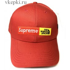 Кепка Supreme красная арт. 2206