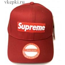 Кепка Supreme красная арт. 2207