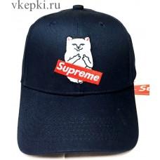 Кепка Supreme синяя арт. 2209