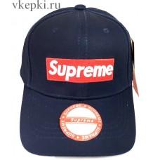 Кепка Supreme темно-синяя арт. 2210