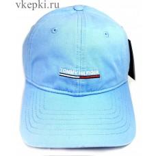Кепка Tommy Hilfiger голубая арт. 2228