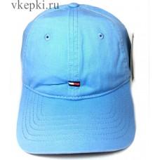 Кепка Tommy Hilfiger голубая арт. 2230