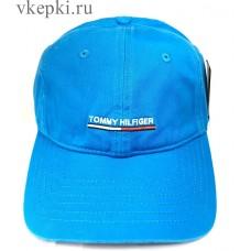 Кепка Tommy Hilfiger голубая арт. 2229