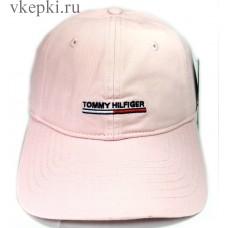 Кепка Tommy Hilfiger розовая арт. 2235