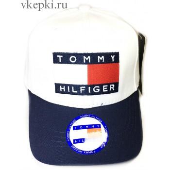Кепка Tommy Hilfiger белая арт. 2242