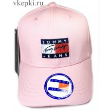 Кепка Tommy Hilfiger розовая арт. 2254