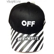 Кепка Off White черная арт. 2272