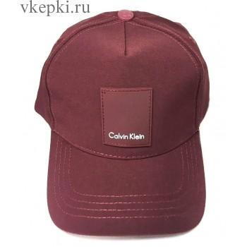 Кепка Calvin Klein бордо арт.2276