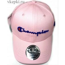Бейсболка Champion розовая арт. 2280