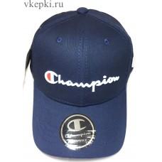 Бейсболка Champion синяя арт. 2282
