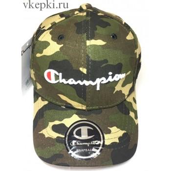Бейсболка Champion хаки арт. 2283