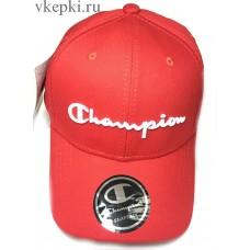 Бейсболка Champion красная арт. 2285