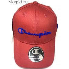 Бейсболка Champion красная арт. 2284