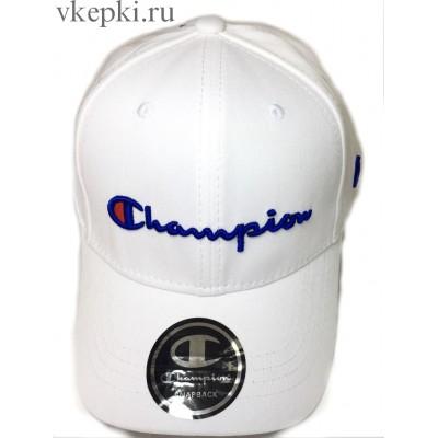 Бейсболка Champion белая арт. 2286
