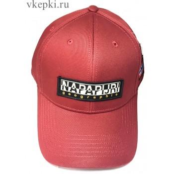 Бейсболка Napapijri красная арт. 2299