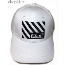 Кепка Off White белая арт. 2310