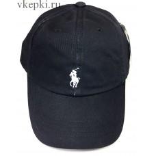 Бейсболка Polo Ralph Lauren черная арт. 2324