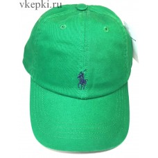 Бейсболка Polo Ralph Lauren зеленая арт. 2326