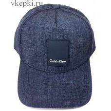 Бейсболка Calvin Klein синяя арт. 2329