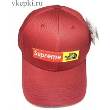 Кепка Supreme красная арт. 2337