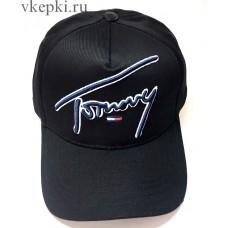 Бейсболка Tommy Hilfiger черная арт. 2342